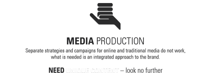 KRAZYBOYZ media production - need unique content - look no further