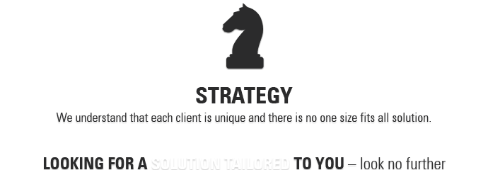 KRAZYBOYZ strategy - looking for a solution tailored to you - look no further
