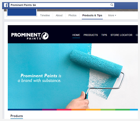 Prominent Paints